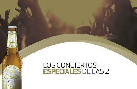 Los Conciertos especiales de las 2 de Alhambra Especial