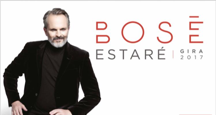 Miguel Bosé en Valencia