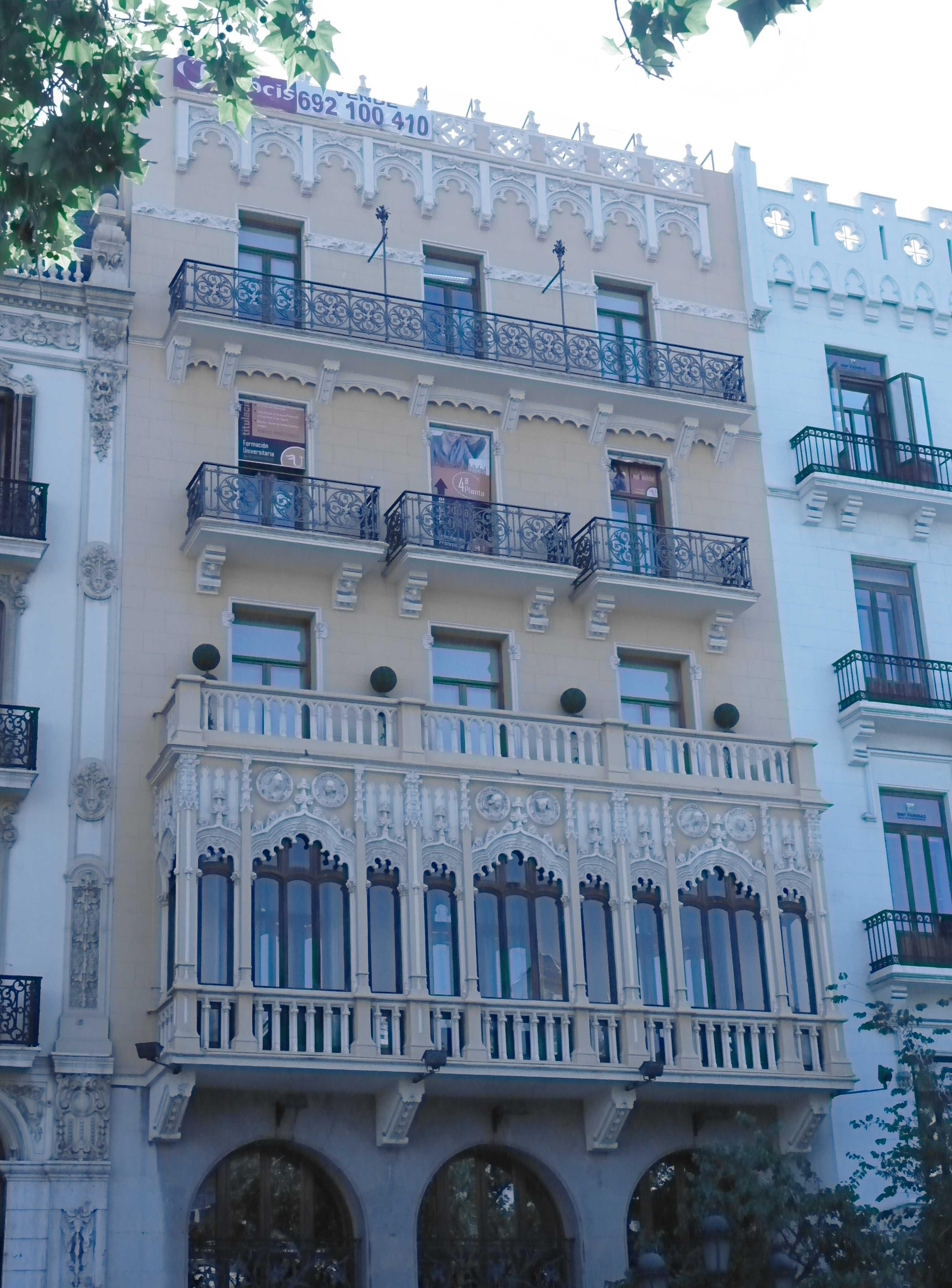 Los edificios m s bonitos de valencia love valencia - Arquitectos en valencia ...