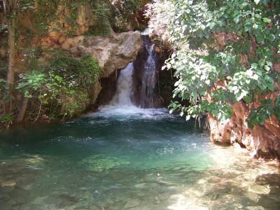 Cascadas del río Bohilgues