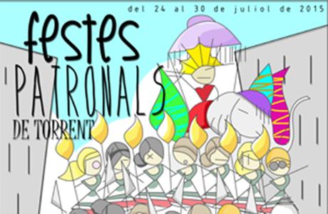 Fiestas patronales de Torrent 2015