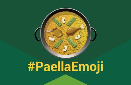 La paella ya es candidata oficial a icono de Whatsapp