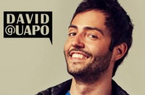 David Guapo en el Teatro Olympia