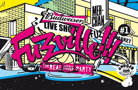 Benidorm acoge la fiesta del punk-rock Fuzzville!!!