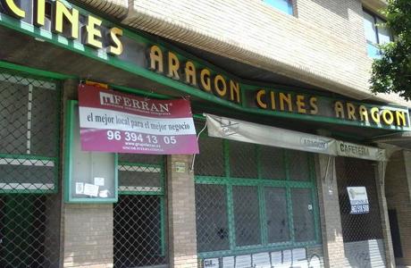 cines aragon