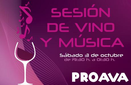 3º Edición Vino y Música 2015