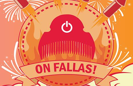 On Fallas! La primera feria del sector fallero en Valencia