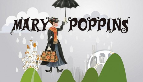 El musical de Mary Poppins llega al Olympia