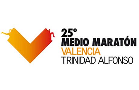 XXV Media maratón Valencia Trinidad Alfonso