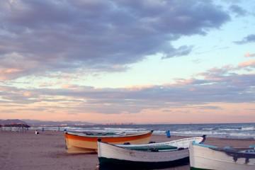 Spain Valencia Beaches