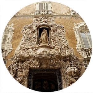Museo Nazionale della Ceramica, Musei a Valencia