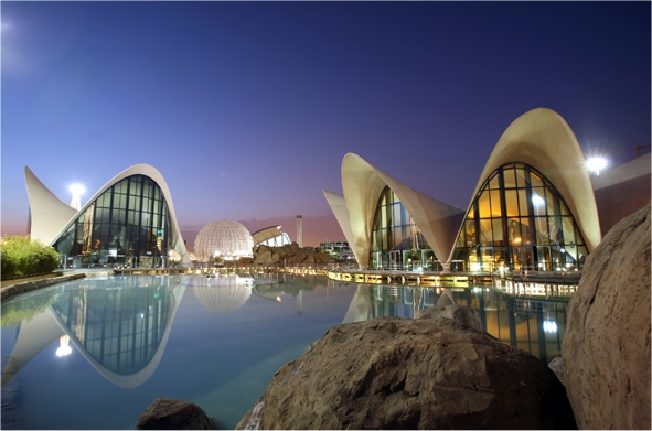 Turismo Valencia Citta delle Arti e delle Scienze