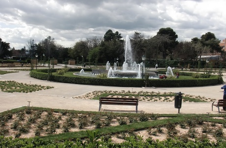 Parks and gardens in Valencia