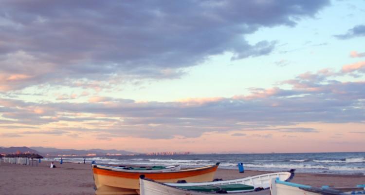 spiaggia a valencia, Spiaggia las Arenas Valencia, Spiaggia las Arenas, spiagge di Valencia