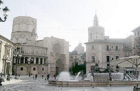 Valencia monuments