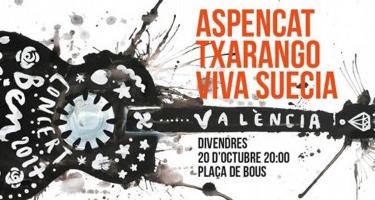 Resultado de imagen de Festival de bienvenida. Universidad de Valencia.