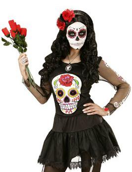 Disfraz Mujer Halloween Casero Beautiful Beautiful Trajes Para - Disfraces-chulos-para-halloween