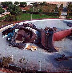 Park Gulliver in Valencia
