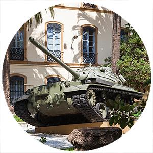 Museo Storico Militare Valencia, musei a Valencia