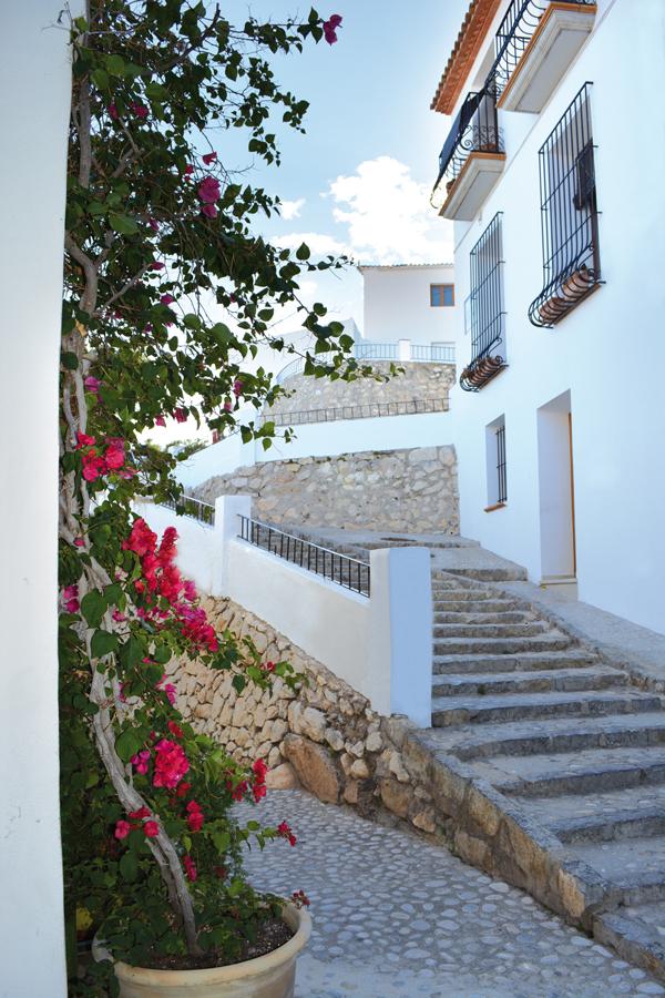 Altea Alicante Casco Antiguo