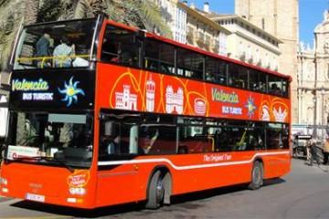 bus tour in valencia