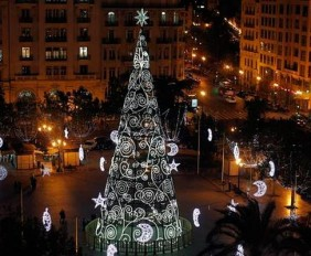 Navidad en Valencia 2015