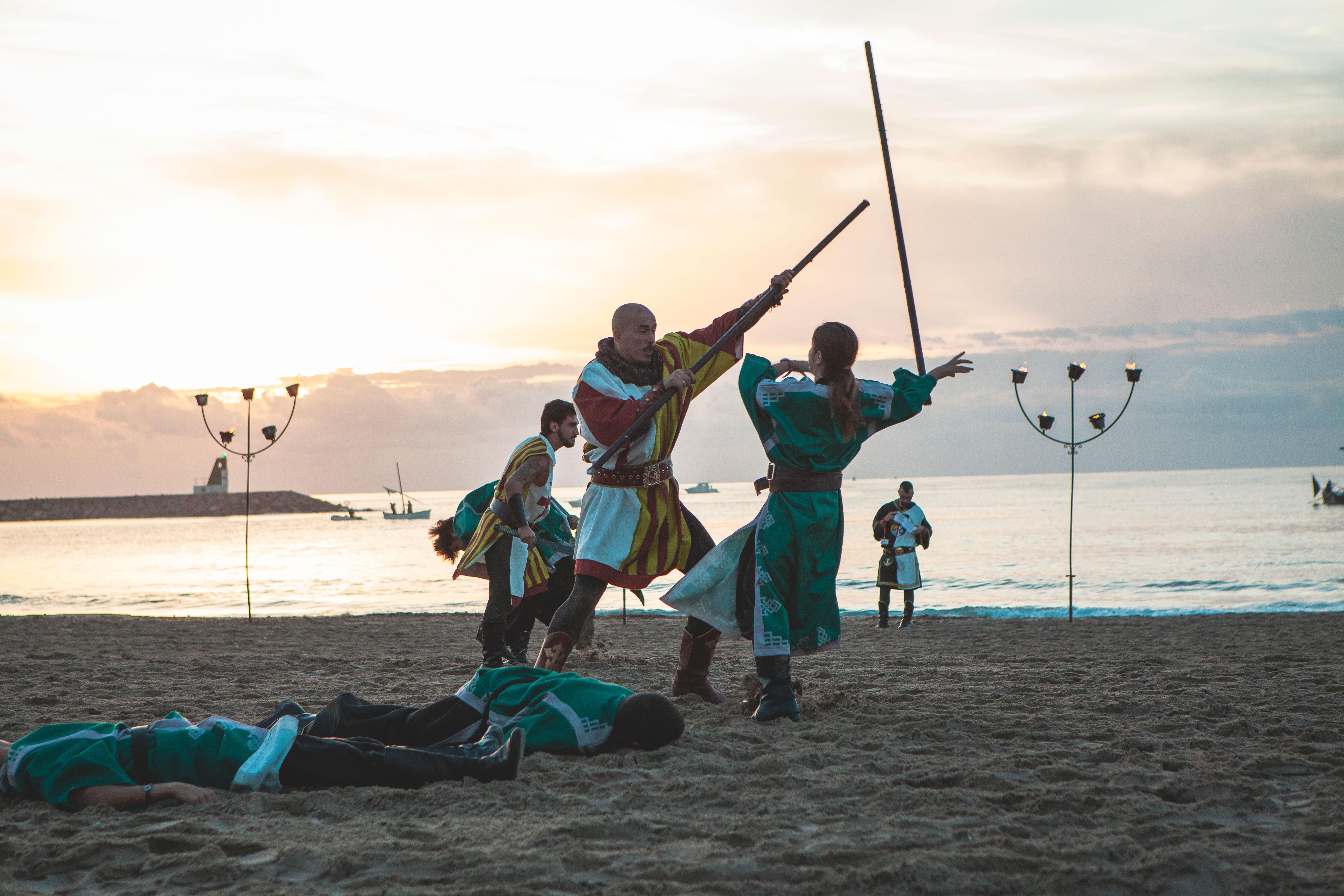 Desembarco_Fiestas-Moros-y-Cristianos_El-Campello_Costa_Blanca_Comunidad-Valenciana