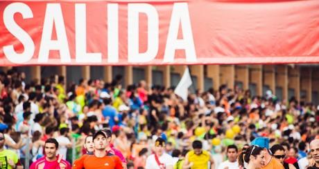 EKIDEN Maratón por relevos en Valencia