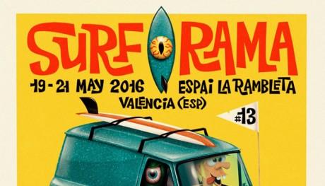 XIII Edición Surforama en La Rambleta