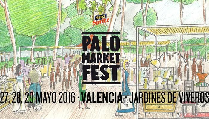 El Palo Market Fest llega a Valencia