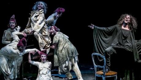 La Rambleta acoge la obra Marat Sade