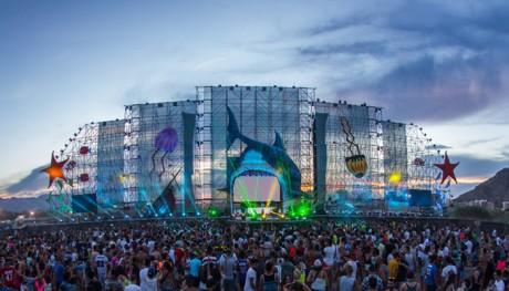 Festival de música electrónica en Cullera