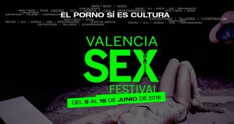 Valencia Sex Festival 2016