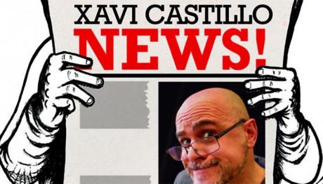Xavi Castillo en el Olympia