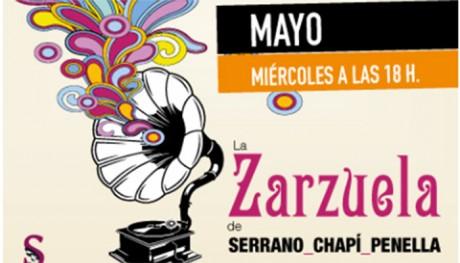 Zarzuela en el Teatro Flumen