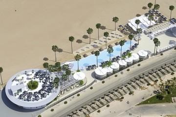 Marina Beach