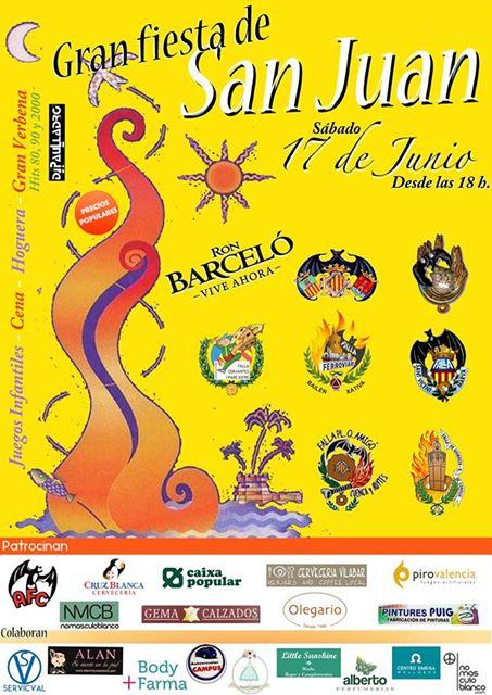 Fiesta de San Juan 2017