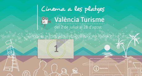 cine de verano en las playas de Valencia