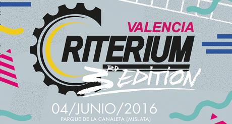 Criterium Valencia 2016