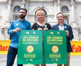 Record Guines Paellas