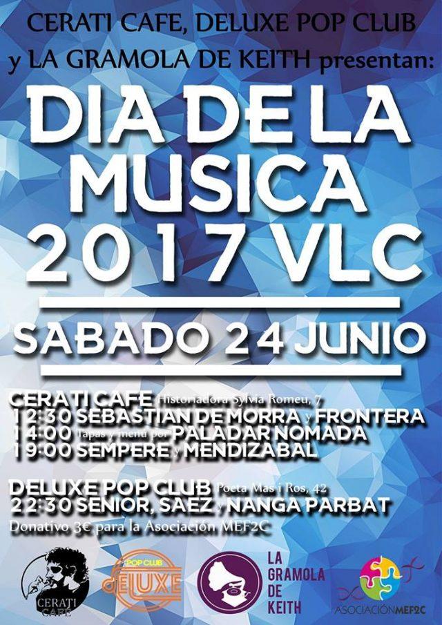 Día de la Música en Valencia