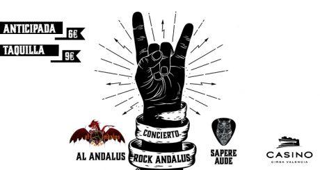 casino cirsa concierto rock andalus