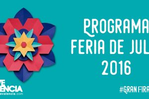 Programa Feria de Julio 2016
