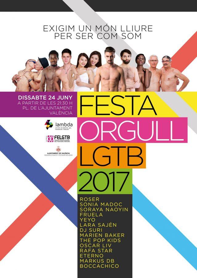 fiesta del orgullo gay en valencia