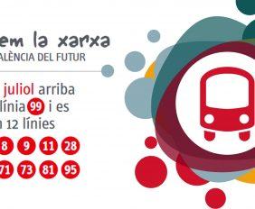 Mejora de servicios EMT Valencia