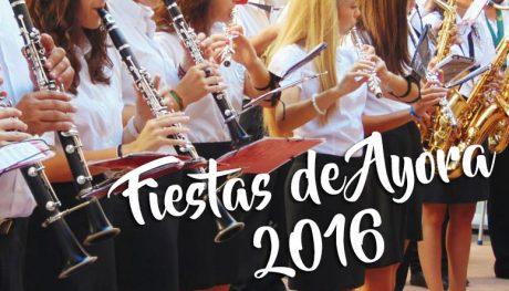FIESTAS DE AYORA 2016