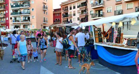 Mercado Marinero en La Patacona Alboraya