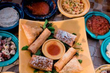 restaurantes arabes valencia