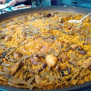 La Bernarda, ristorante di paella a Valencia