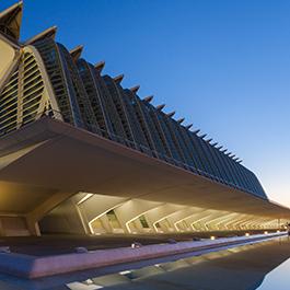 museo delle scienze valencia